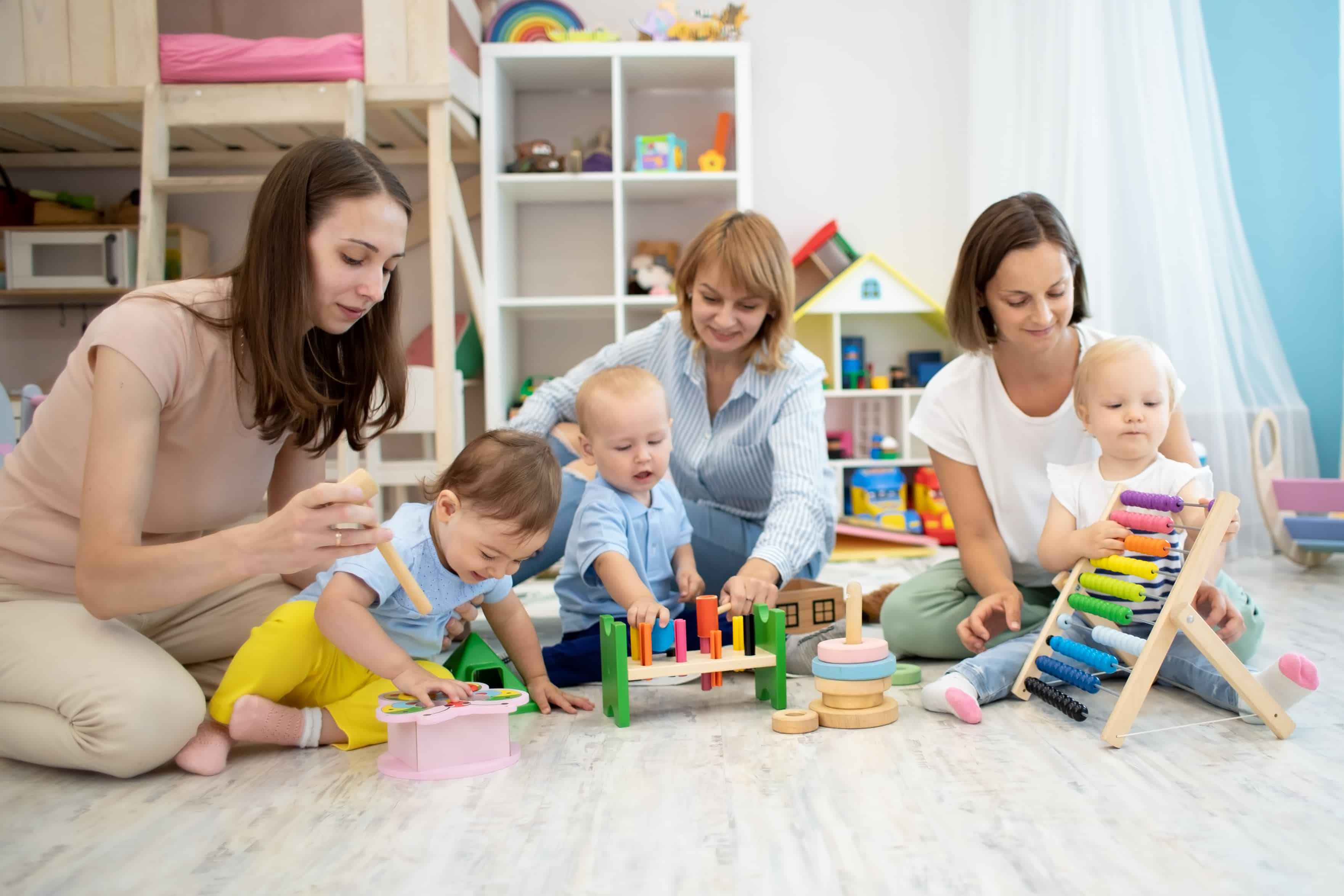 Everything You Need to Know When Starting a Home-Based Daycare Service